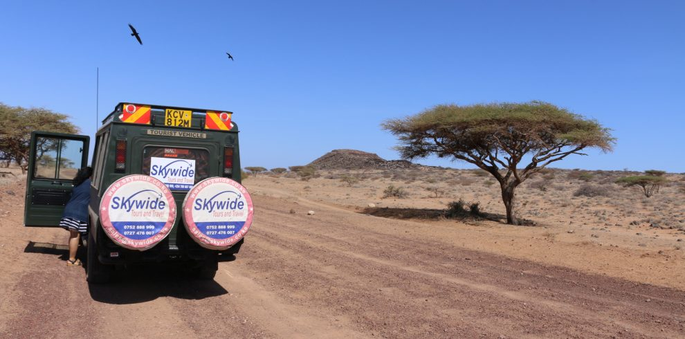 skywide tours and travel Chalbi Desert